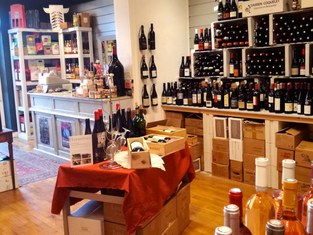 Photo de la cave Chérie pense au vin