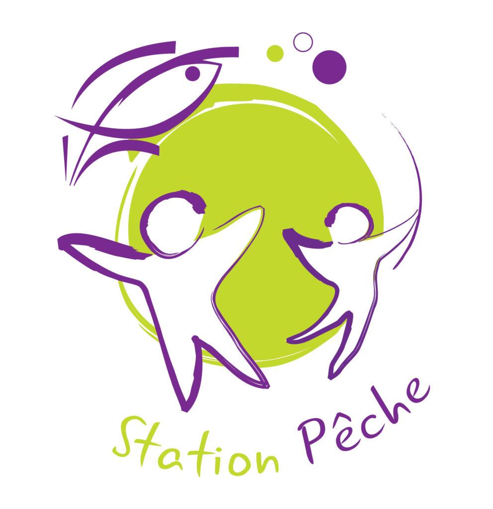 Logo label Station Pêche