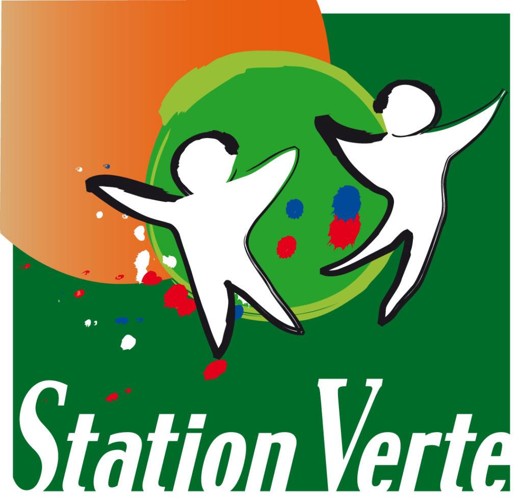 Logo label Station Verte