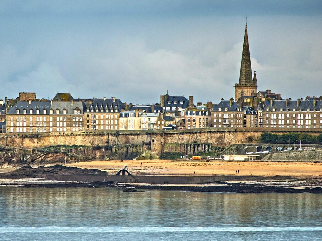 Saint-Malo, ville du programme Action Cœur de ville